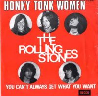 Rolling Stones,The - Belgium - |Honky Tonk Women/You Can't Always get What You Want (12.952)